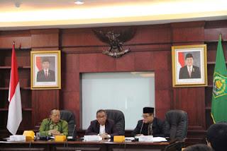 BPK Audit Pelaksanaan Tunjangan Profesi Guru di Kementerian Agama