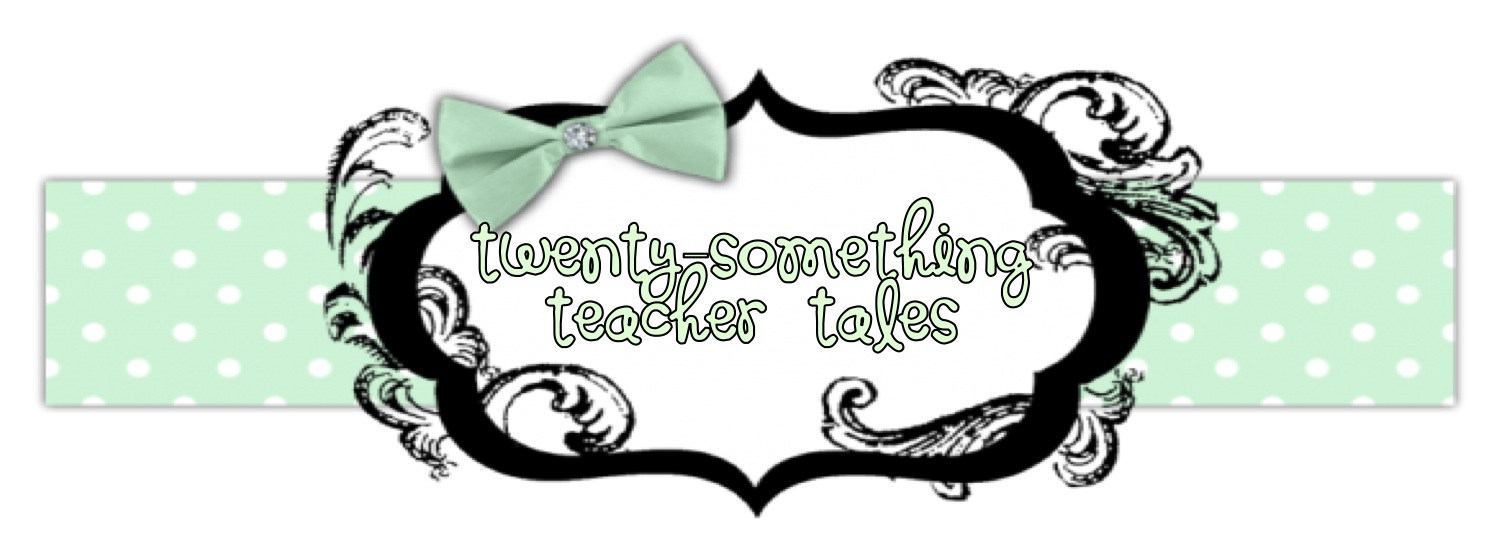 Twenty-something Teacher Tales