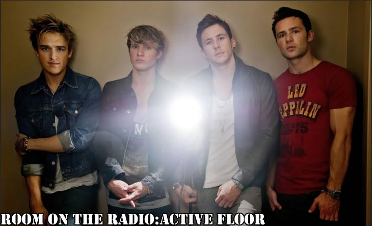 Room On The Radio:Active Floor!