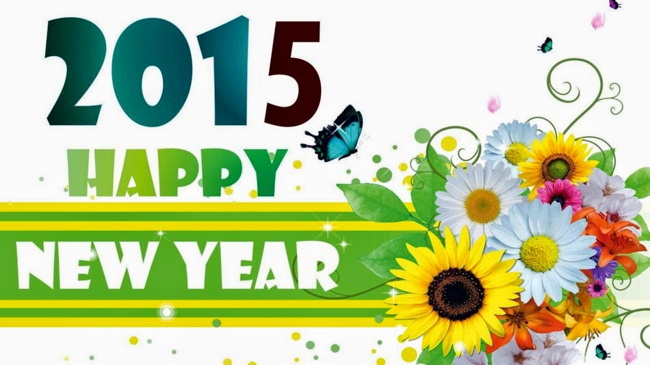 Latest Beautiful Happy New Year 2015 Photos – New Photos
