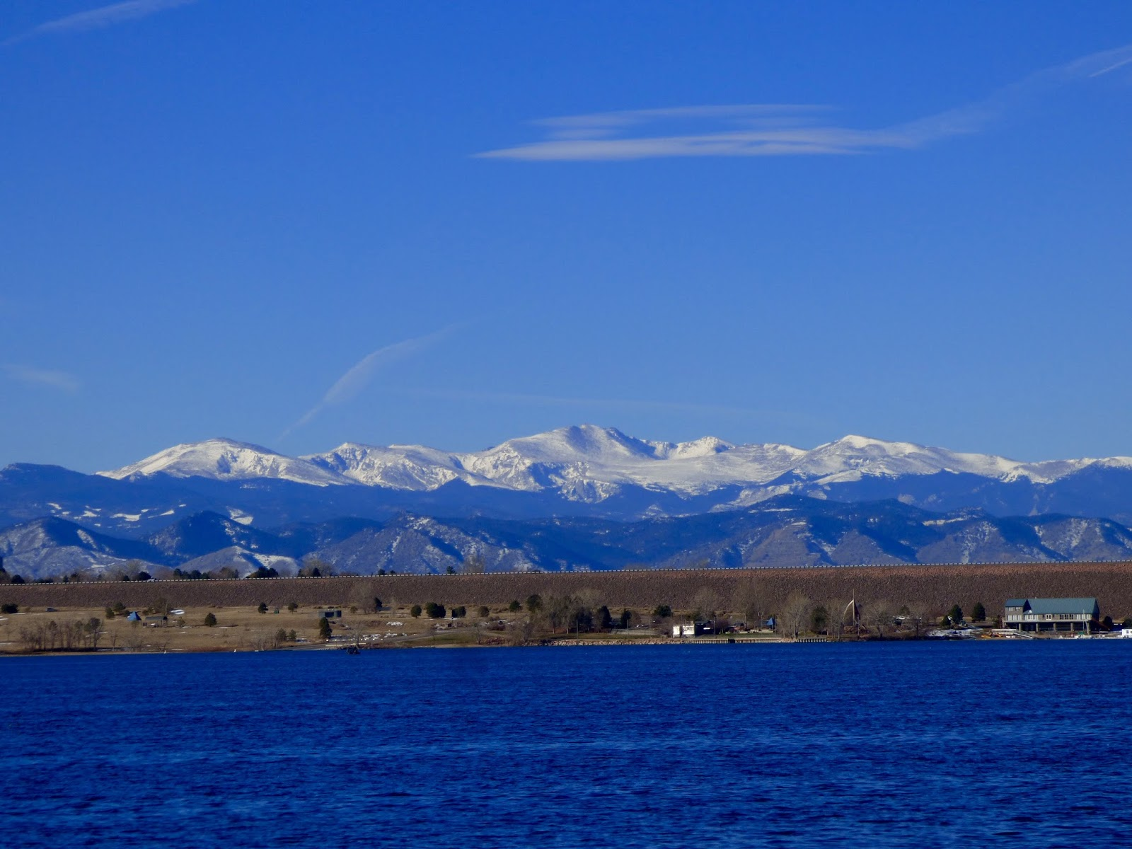 Otowi cherry creek reservoir 11 23 15 for Cherrycreek