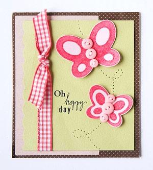 Простые открытки своими руками маме на день рождения - MSP-lider.ru