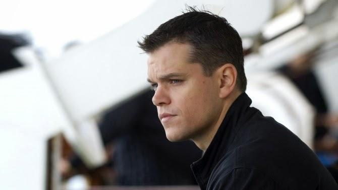 Daftar Film yang Dibintangi Matt Damon