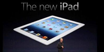 iPad 3 | The New iPad Spesifikasi dan Harga