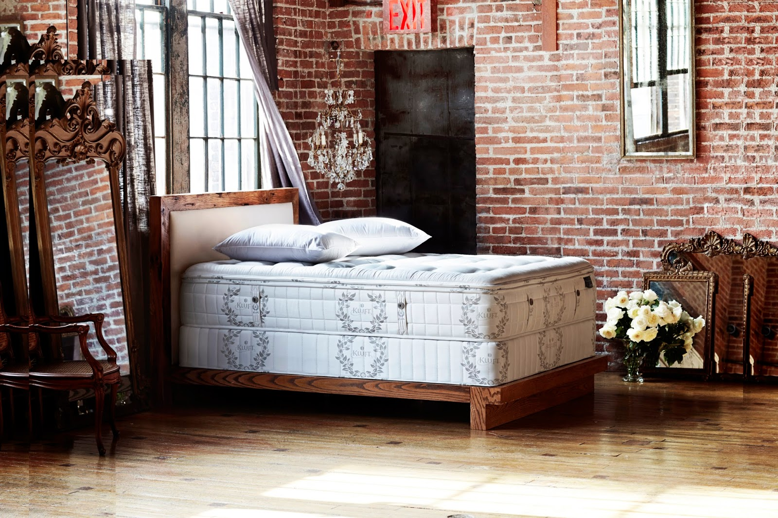 Bloomingdale s Furniture Gallery located in the Roosevelt Field Mall in Garden  City  NY recently debuted a newly renovated Mattress Department. Interior Design Society Online Portfolio  BLOOMINGDALE S FURNITURE