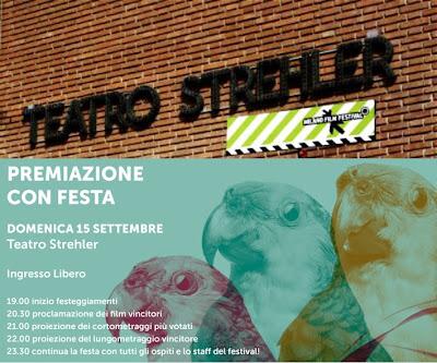 Milano Film Festival: oggi premiazioni, proiezioni e festa pubblica