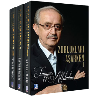 Zorlukları Aşarken -3 Cilt-