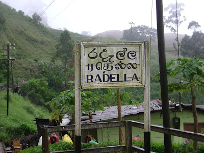 Radella railway station