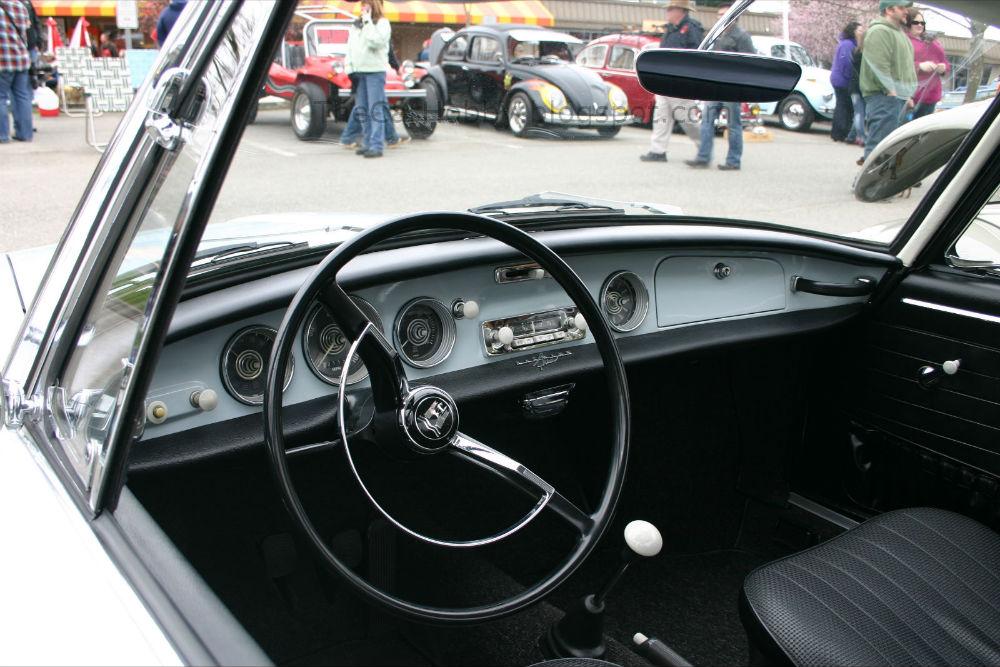 Cool Car Dashboards Type Karman Ghia The Car Hobby - Cool car dashboards