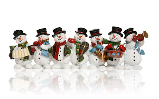 3d Christmas Wallpapers 2012