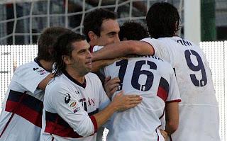 Prediksi skor Genoa vs Cagliari 2 Mei 2012