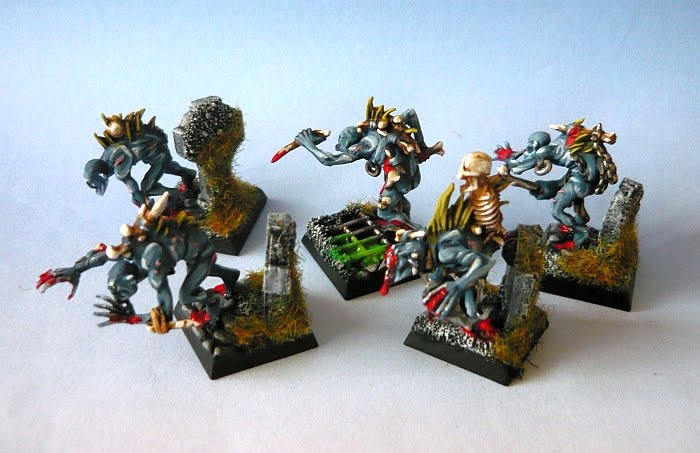 undead - New undead warband by Skavenblight Ghul6