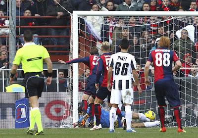 Genoa 3 - 2 Udinese (3)