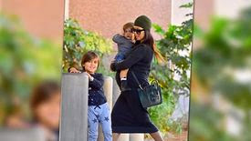 Kourtney Kardashian va avoir un petit garçon