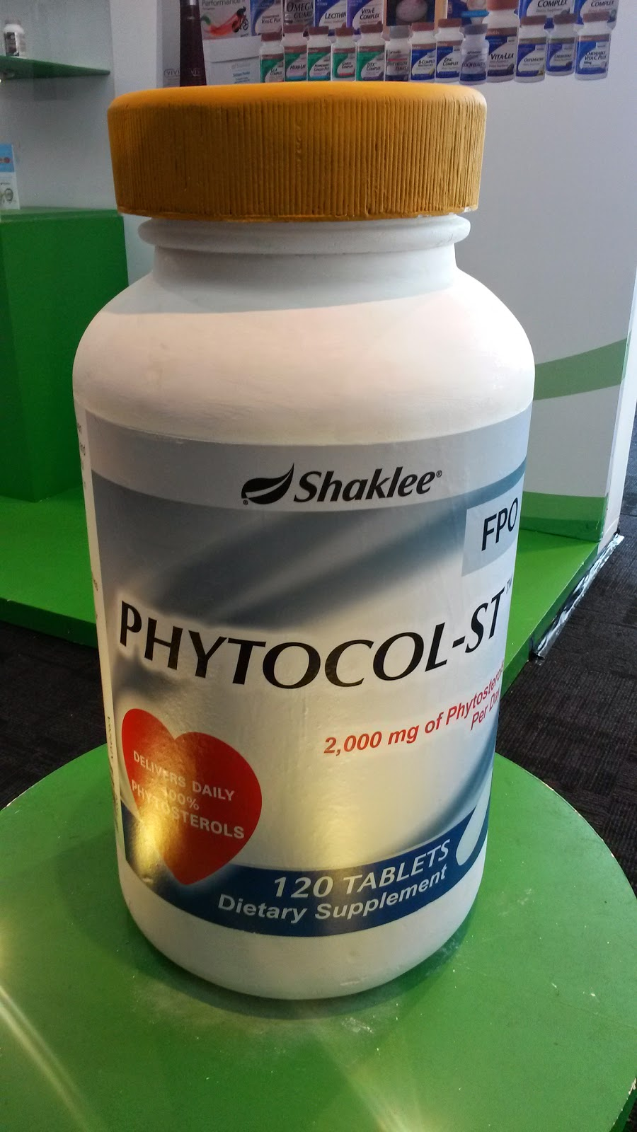 vitamin kawal kolestrol