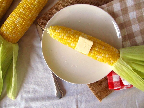 how to fix corn on the grill
