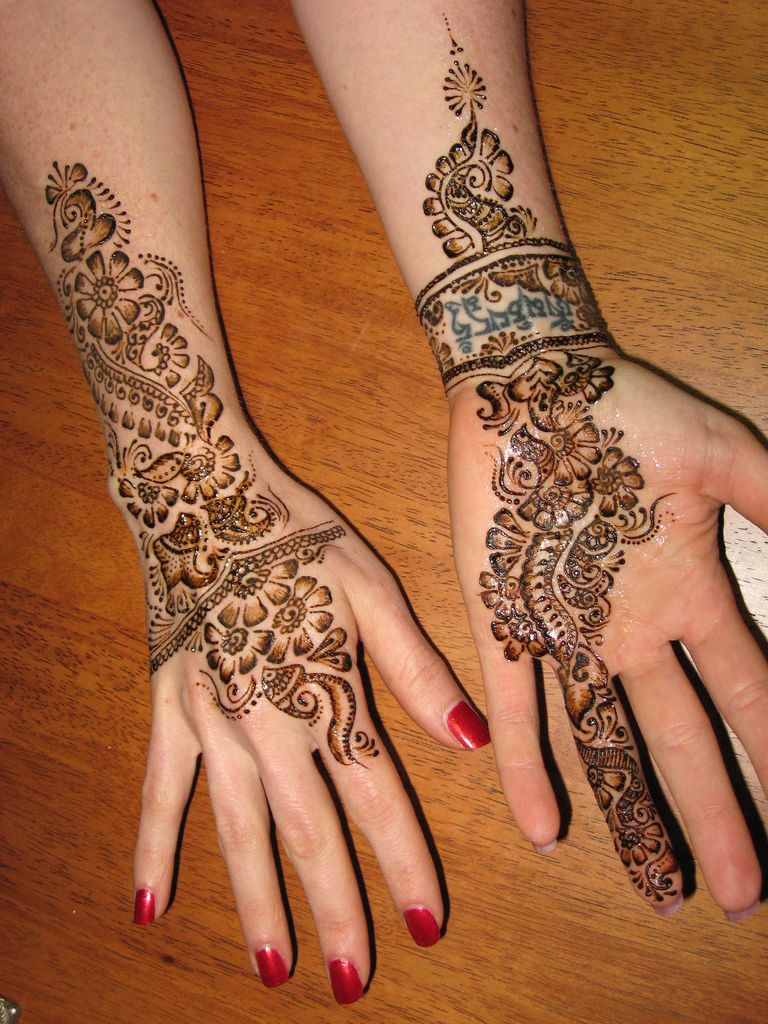Mehndi Designs For Hands Eid : Mehndi designs for eid simple hand