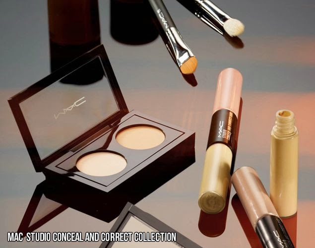 MAC Studio Conceal and Correct Collection 2015