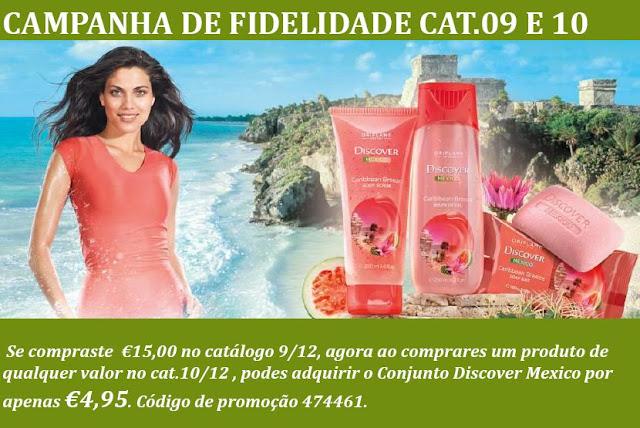 oriflame portugal campanha de vendas