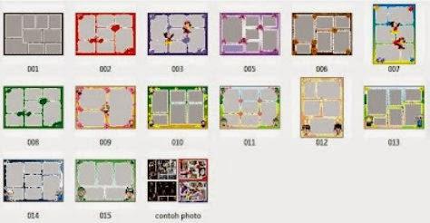 10.Kumpulan Frame Foto format PNG . Terdapat 100 Desain Bingkai Foto