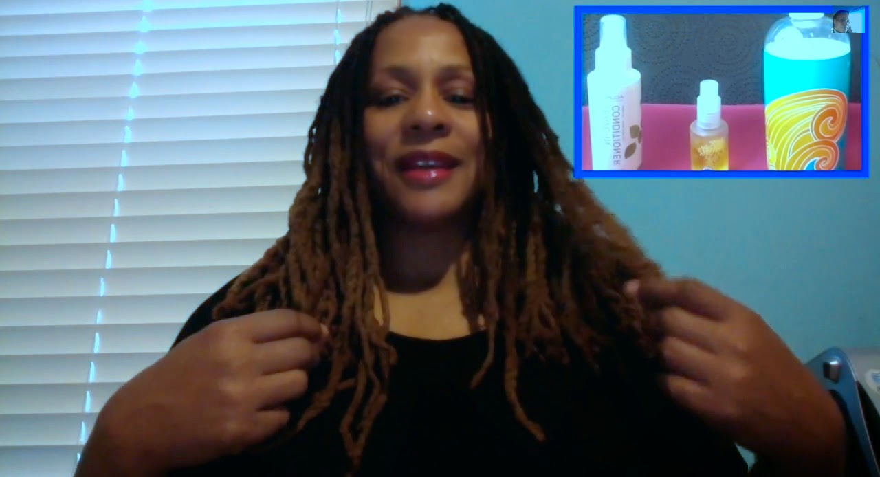 Natural Locs Hairstyle Acure Organics Review