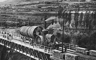 locomovil fabrica asland clot del moro cemento tren guardiola castellar n'hug berga