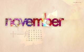 bulan november