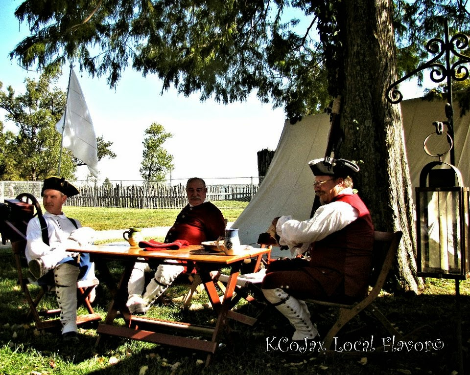 Fort Massac Encampment Photos @ KCoJax Photography