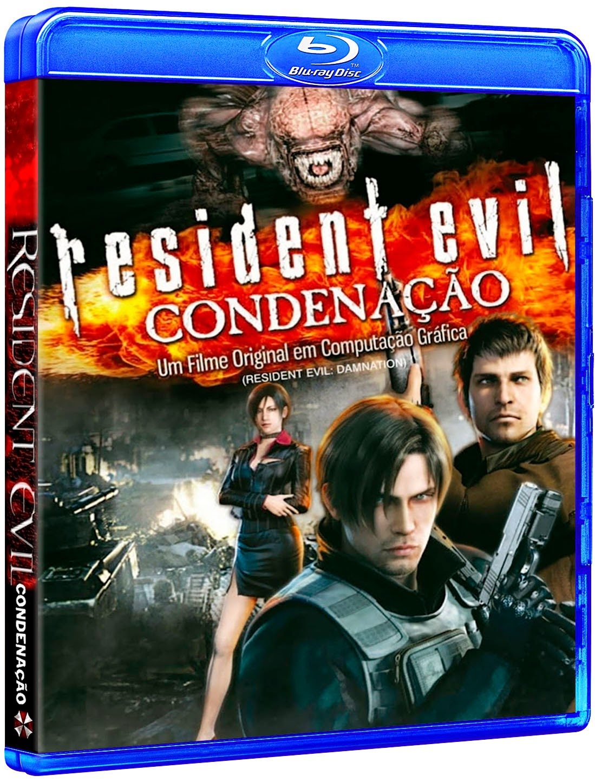 Resident Evil: Condenação (2012) BluRay 1080p 3D HSBS Dublado