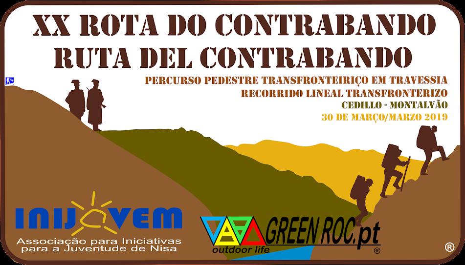 XX ROTA DO CONTRABANDO - RUTA DEL CONTRABANDO