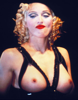 Candid photos of Madonna