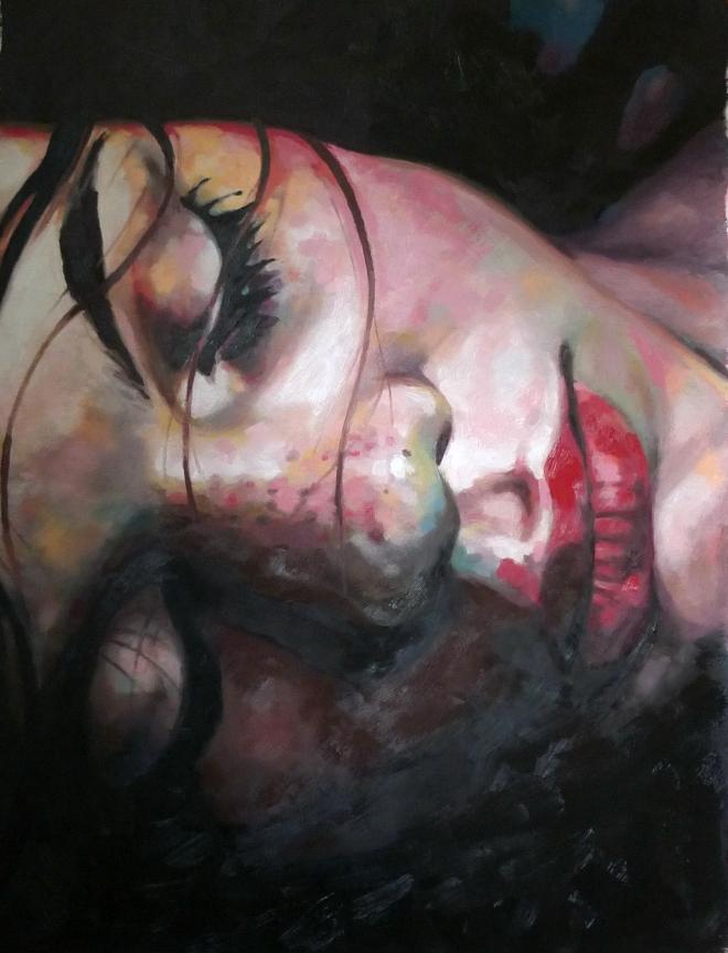 Doctor Ojiplático. Thomas Saliot. Pintura | Painting