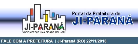 JI PARANÁ RONDÔNIA BRASIL