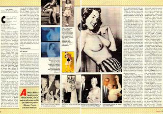 Marilyn Interviu