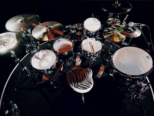 I7 Music Dominic Howard Muse Drum Set