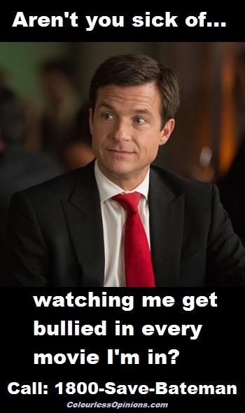 Jason Bateman Identity Thief meme