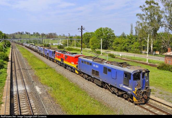 18-291 & Tanker / Mixed Train