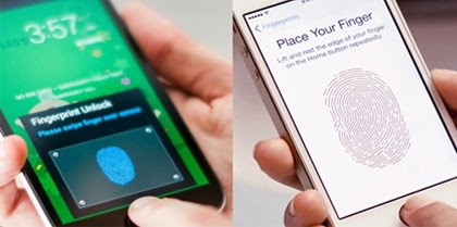 Fingerprint Scanner Samsung Apple Sales