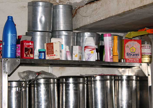 branded medicines in rural homes in India