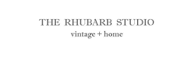 The Rhubarb Studio