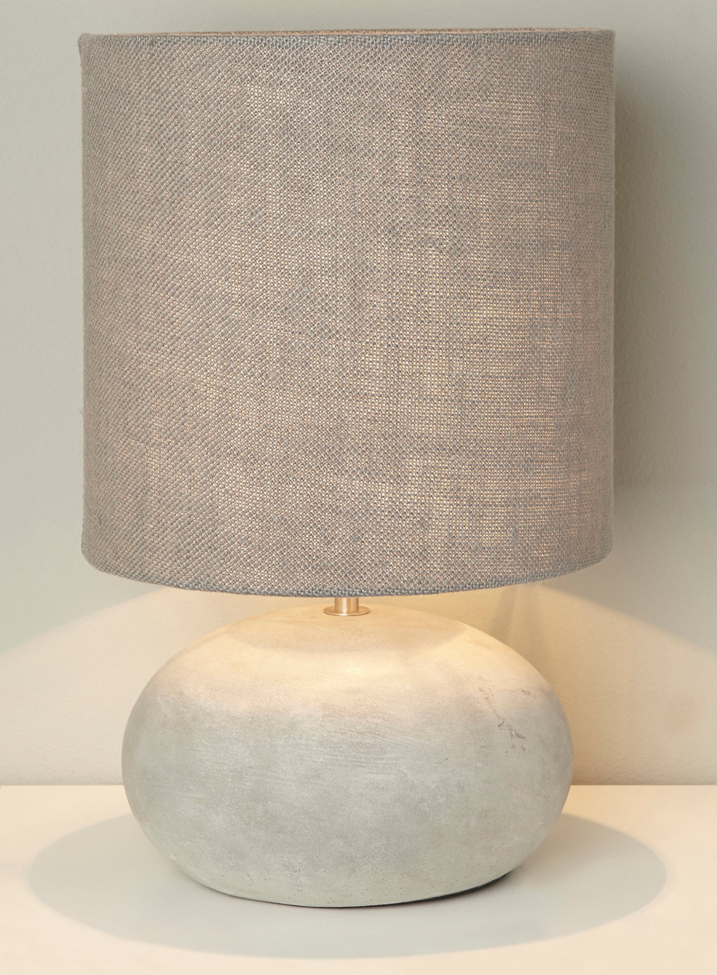 Concrete Interior Accessories Table Lamp