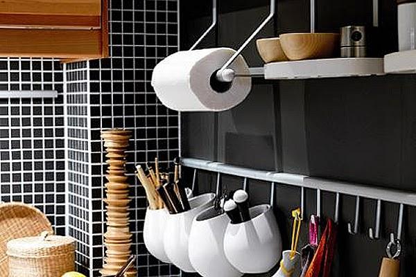 Conseils d co et relooking accessoires muraux pour garder for Accessoire pour cuisine