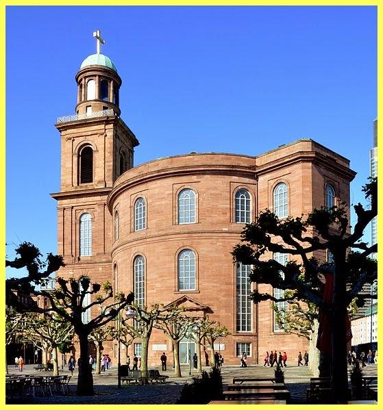 Iglesia de san Pablo de Frankfurt