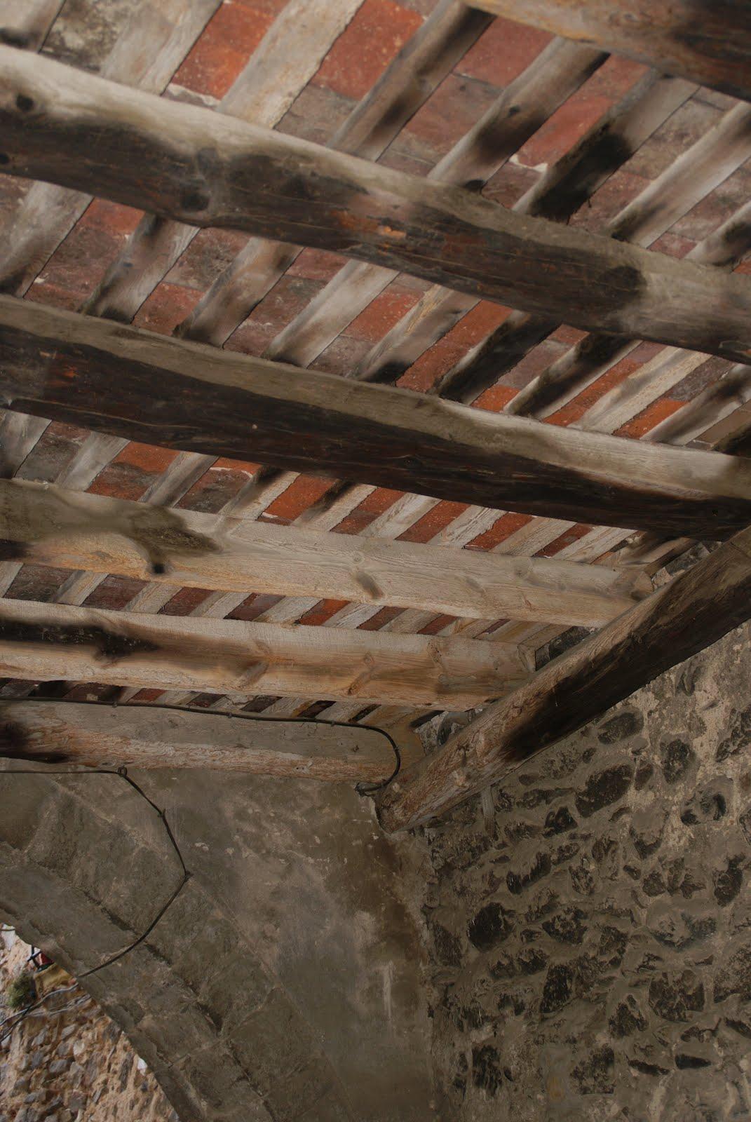 La casa del nu00famero 40 u00e9s Cal Sabater Borni. Cal observar el portal ...