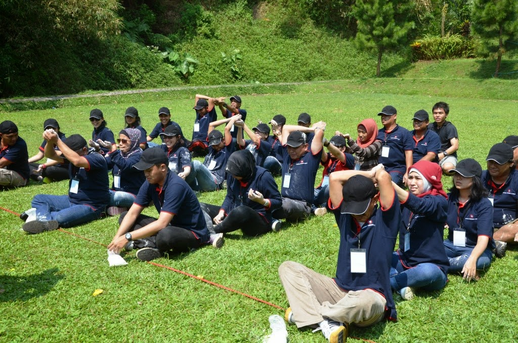 Memilih Paket Outbound Puncak Bogor