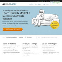 Affiliate Marketing Training / Software & Support - Affilorama