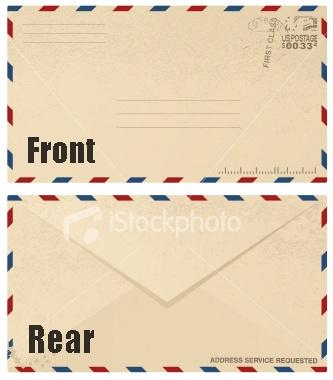 Surat menyurat 2 ( Amplop )