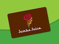Jamba Juice Card