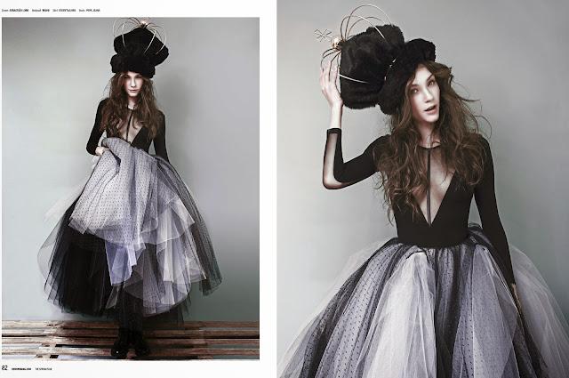 fashion editorial, kinga, trend me too, kinga szoke, kinga szőke, obvious magazine