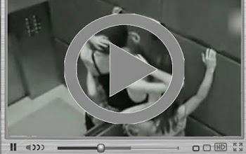 «Όργι@» στο ασανσέρ! (Βίντεο από κρ@φή κάμερα)
